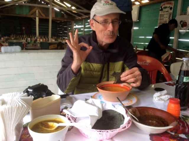Mexico culinary trip